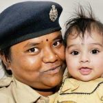 Picture of Abandoned Baby Found in Janbhoomi Express