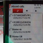 Picture about High Alert - Must Share as Soon as Possible - Call From + 375 Number