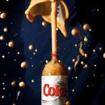 Picture about Dont Eat Mentos Before or After drinking Coke or Pepsi
