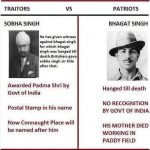 Picture about Sobha Singh, the Witness against Bhagat Singh Awarded Padma Shri