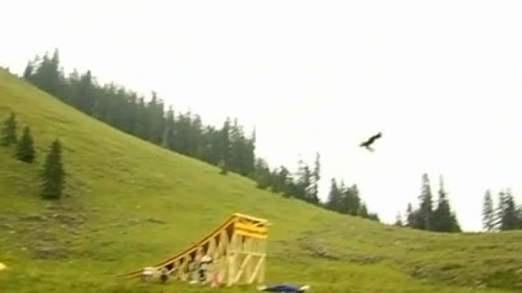 Picture: Megawoosh - Unbelievable Long-distance Waterslide Video