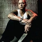 Picture about Eminem Stabbed 4 Times, Left for Dead in New York