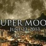 Picture about Largest and Closest 'Super Moon' - On 23 June 2013