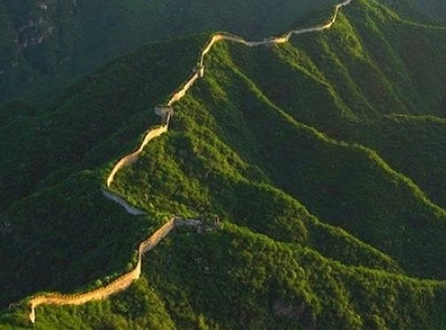 an analysis of the great wall of china