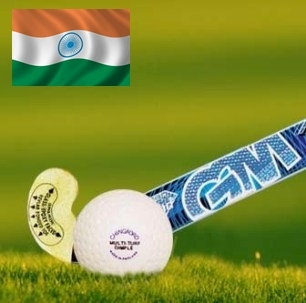 Picture: Hockey is Not Indian National Game
