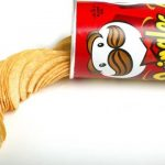 Picture about Pringles Potato Chips contain Cancer causing Chemical