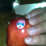 Picture about 4015 Red Delicious Apple is Genetically Engineered