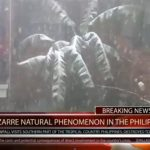 Picture about Bizarre Phenomenon, Philippines' First Recorded Snowfall Video