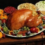 Picture about Eating Turkey Makes You Tired and Sleepy