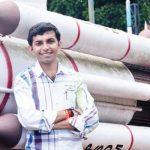 Picture about Arun P. Vijayakumar NASA Scientist