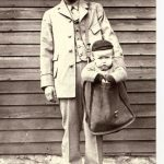 Picture about Until 1915 It Was Legal to Mail Children by US Mail