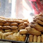 Picture about Animal Bones Used to Make Biscuits Crunchier in Moradabad Factory