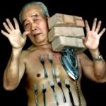 Picture about Malaysian Man Known as 'Mr. Magnetism'