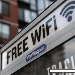 Picture about Free Wi-Fi to Entire World from Space