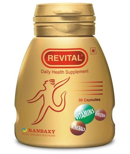 Picture Suggesting Animal Gelatin Used in Ranbaxy's Revital Capsules