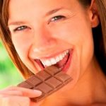 Picture Suggesting Chocolate contains PEA, the Love Chemical released in Brain