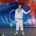 Picture about Man Shoots himself on Britain's Got Talent TV Show