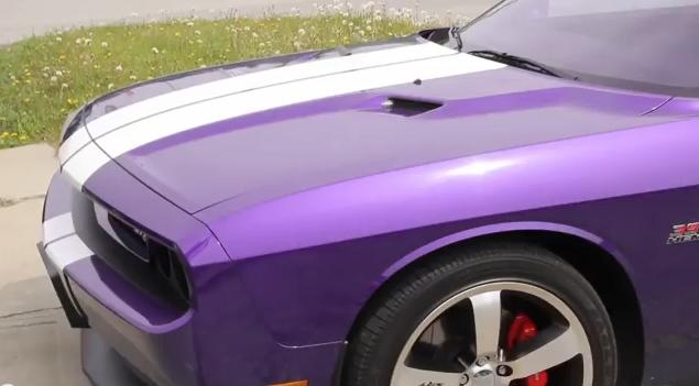 Picture of Unbelievable Color Changing Car!!