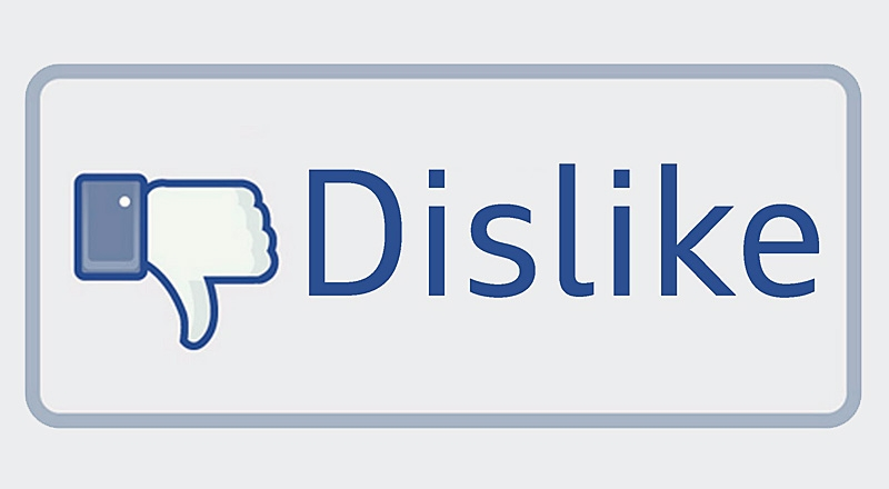 Picture of Get Newly Introduced Facebook Dislike Button
