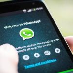 Picture about WhatsApp Message from Your 'Friends' Offering Discount Vouchers