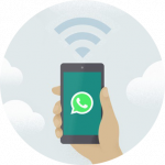Picture about WhatsApp Launched Free 'Ultra-Light Wifi Feature'