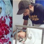 Picture Suggesting Pakistan Cricketer Shahid Afridi's Daughter Died