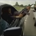 Picture about That's One Way to Stop Road Rage Video