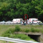 Image about Photo at Fatal Crash Shows a Man's Spirit Leaving His Body