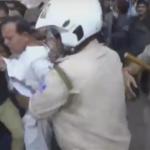 Picture Suggesting Delhi BJP MP Harshavardhan Beaten Badly by Public Regarding 'Note Ban'