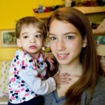 Picture of Woman Aged 20 Appears One Year Old, Brooke Greenberg Syndrome X
